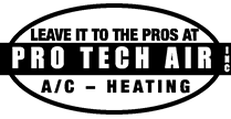 Pro Tech Air Inc., Air Conditioning, AC Services and Heating
